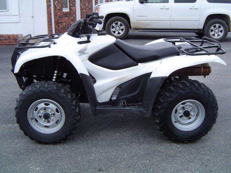2009 Honda TRX 420