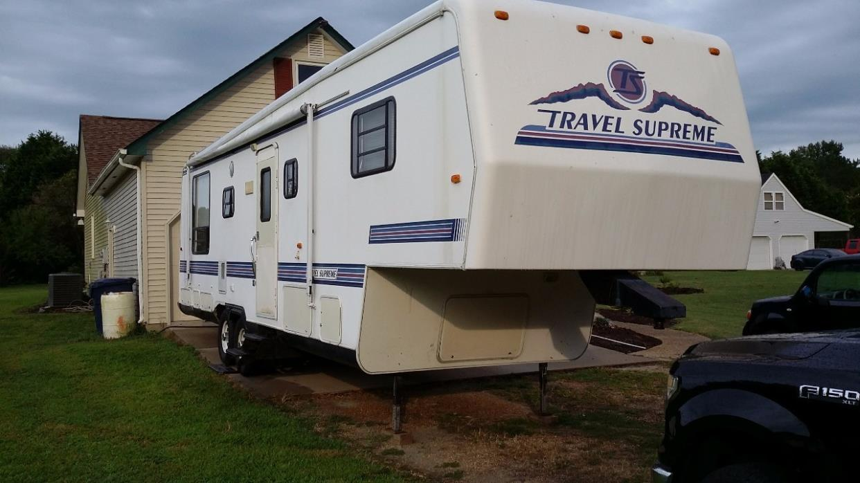 1995 Travel Supreme TRAVEL SUPREME 33RLTSO