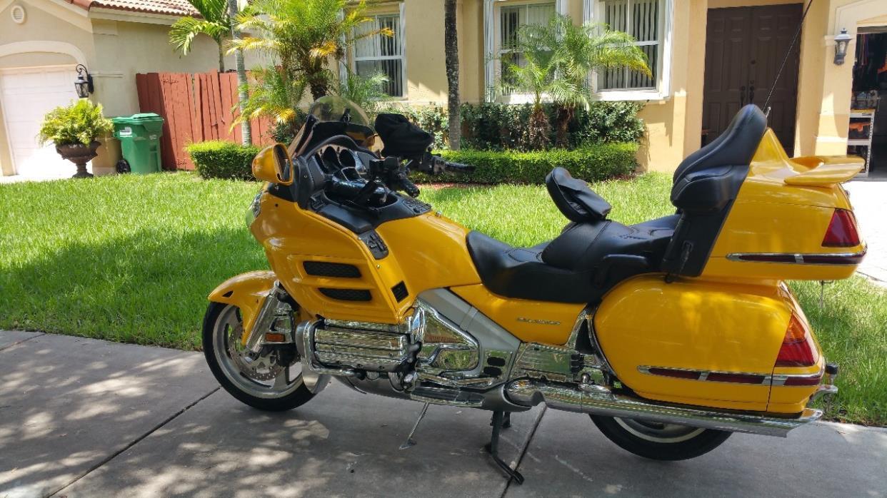 Honda gold wing motorcycles for sale in miami florida for Honda miami fl