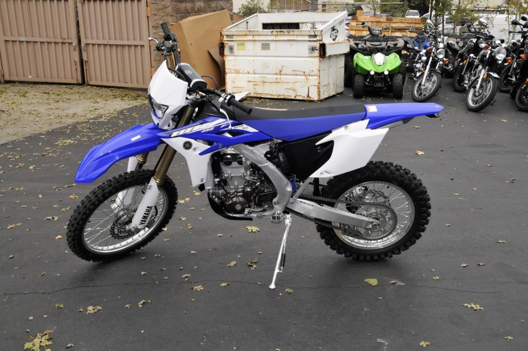 Yamaha wr motorcycles for sale in roseville california for Yamaha of roseville