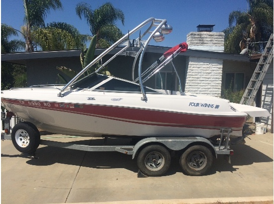 2004 Four Winns Horizon 190