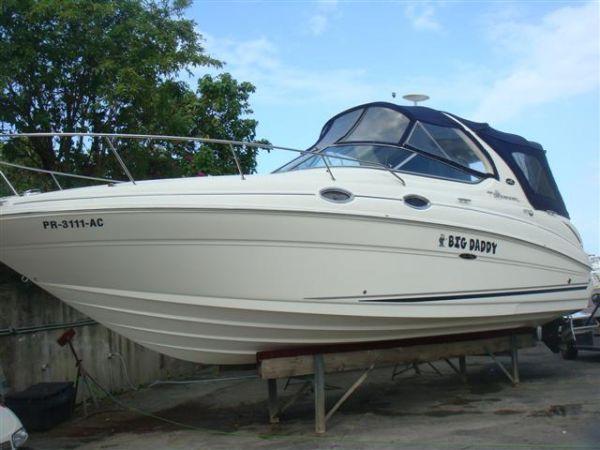 2006 Sea Ray 280 Sundancer