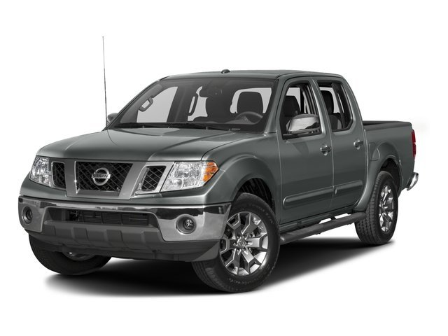 2016 Nissan Frontier  Pickup Truck