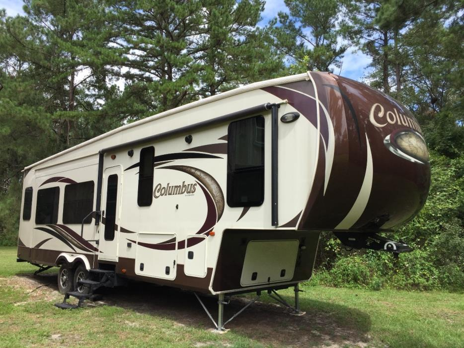 2014 Palomino Columbus 320rs Rvs For Sale