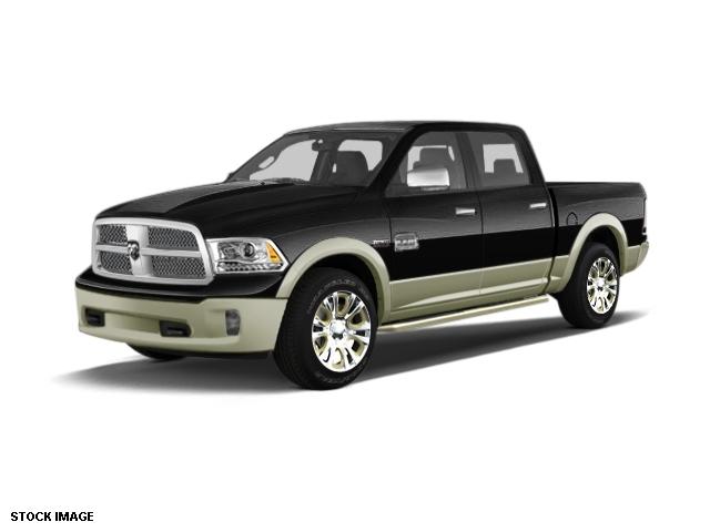 2014 Ram 1500 Laramie Longhorn Pickup Truck