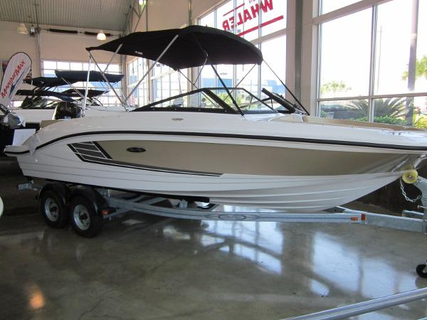 2015 Sea Ray 21 SPX Outboard