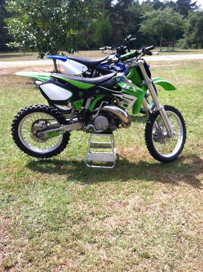 2002 Kawasaki KX 250