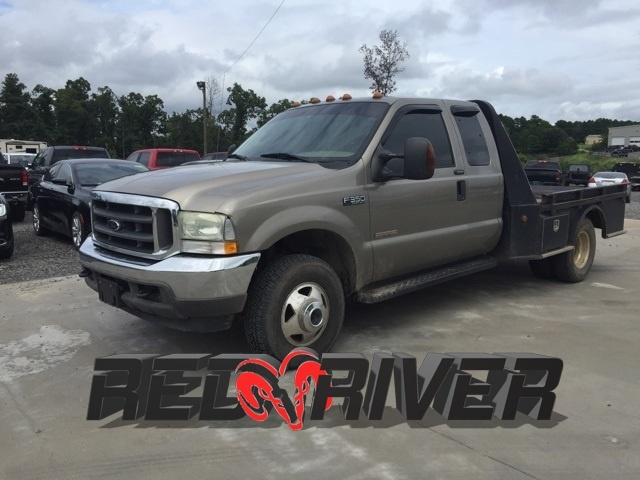 2004 Ford F-350 Chassis Cab Chassis