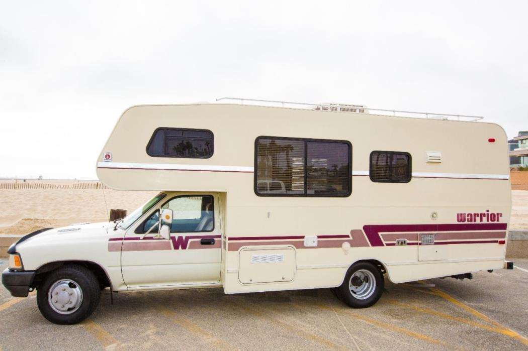 Winnebago Warrior 21 Rvs For Sale
