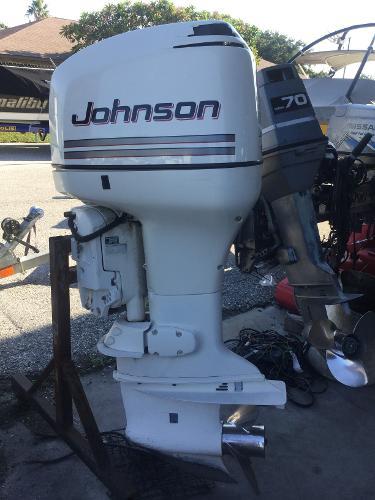 2005 Johnson J150PXSOE