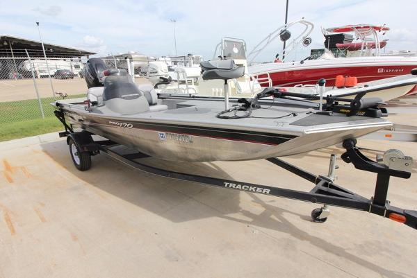 Bass Tracker Pro 170 Boats for sale