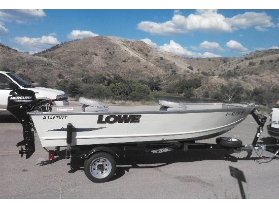 2012 Lowe A1467WT