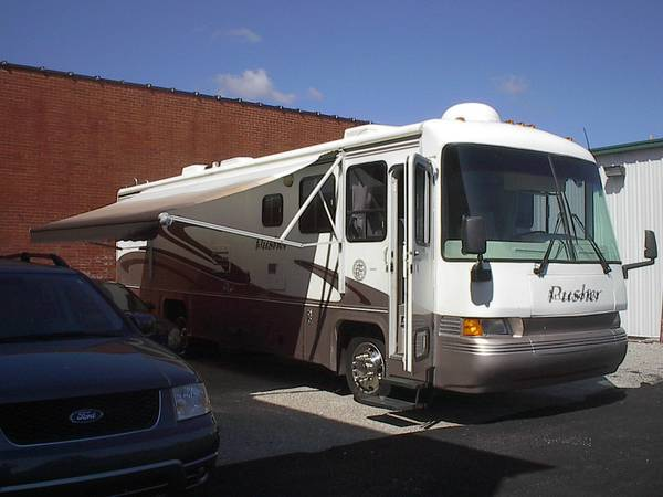 2000 Tiffin Motorhomes ALLEGRO BAY 35