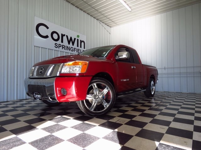 Corwin Dodge Springfield Missouri >> Nissan cars for sale in Springfield, Missouri