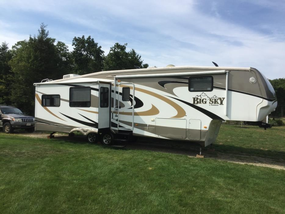 2008 Keystone BIG SKY 365REQ