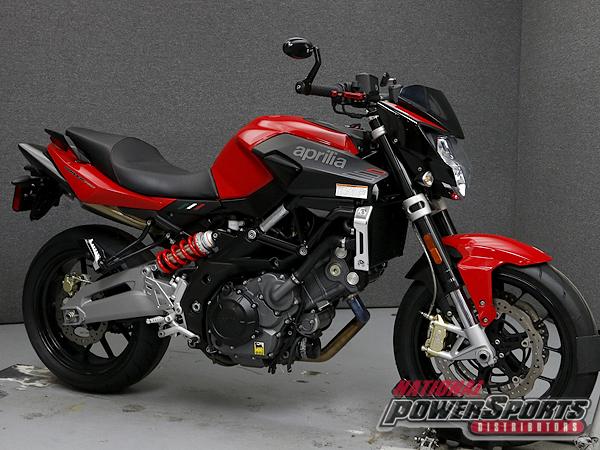 2015 Aprilia SL750 SHIVER 750