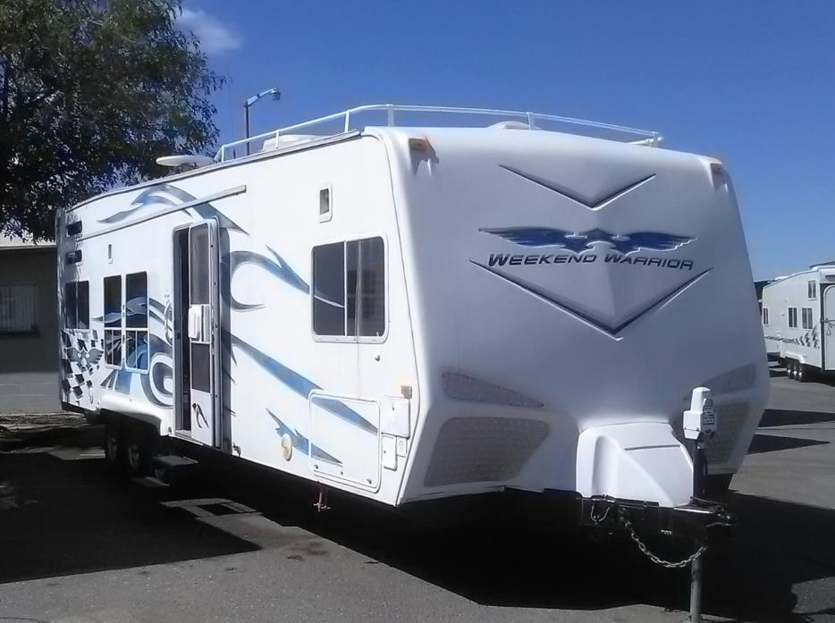 2008 Weekend Warrior FS 3000