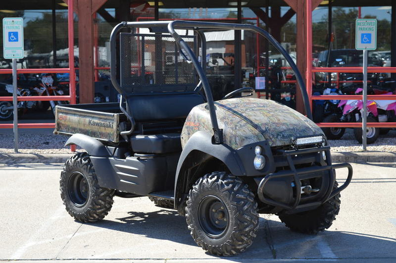 2013 Kawasaki Mule 610 4x4 Xc Motorcycles for sale