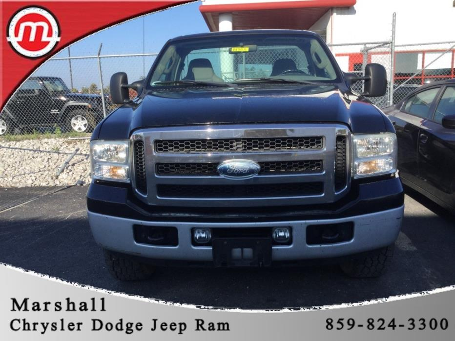 2007 Ford F-350sd  Pickup Truck