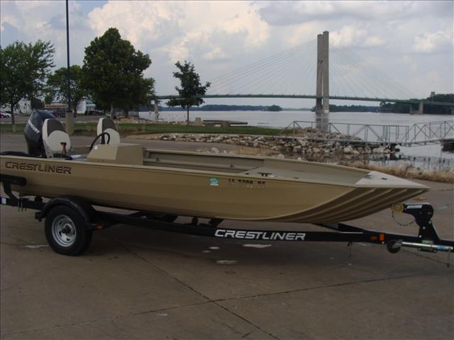 2008 Crestliner 1870 SC