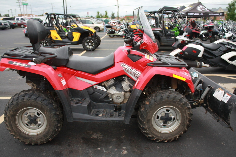 can am outlander 800 max xt 4x4 motorcycles for sale. Black Bedroom Furniture Sets. Home Design Ideas