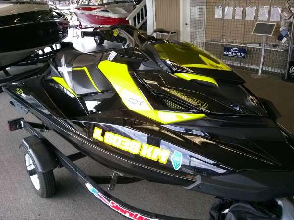 2012 Sea-Doo RXP - X 260
