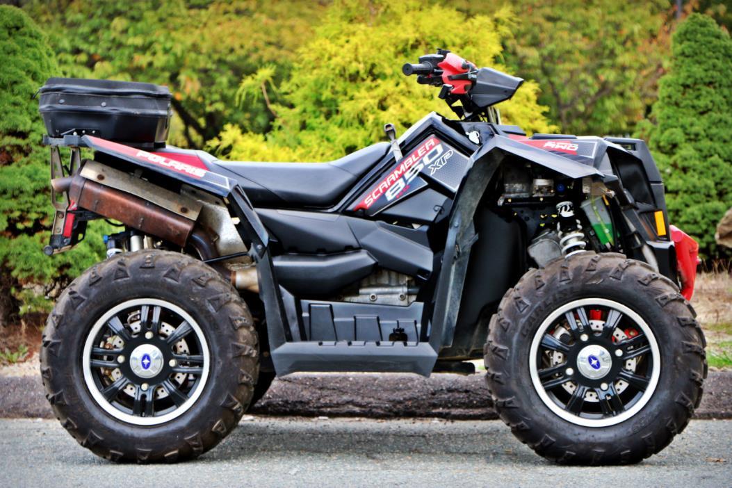 2013 polaris scrambler 850 ho motorcycles for sale. Black Bedroom Furniture Sets. Home Design Ideas