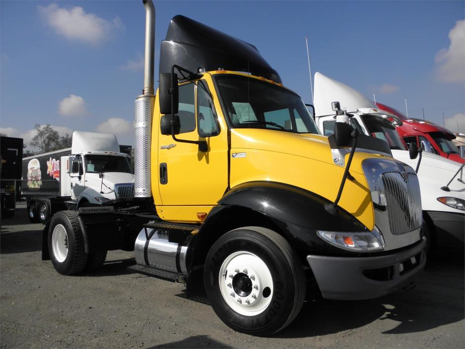 2012 International Transtar Cabover Truck - COE