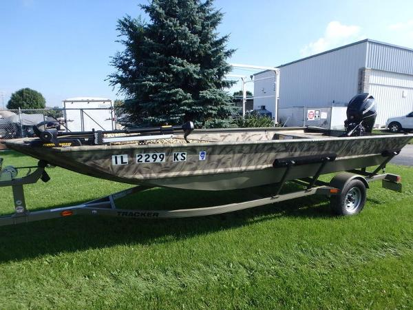 Tracker Grizzly Jon Boats Boats For Sale