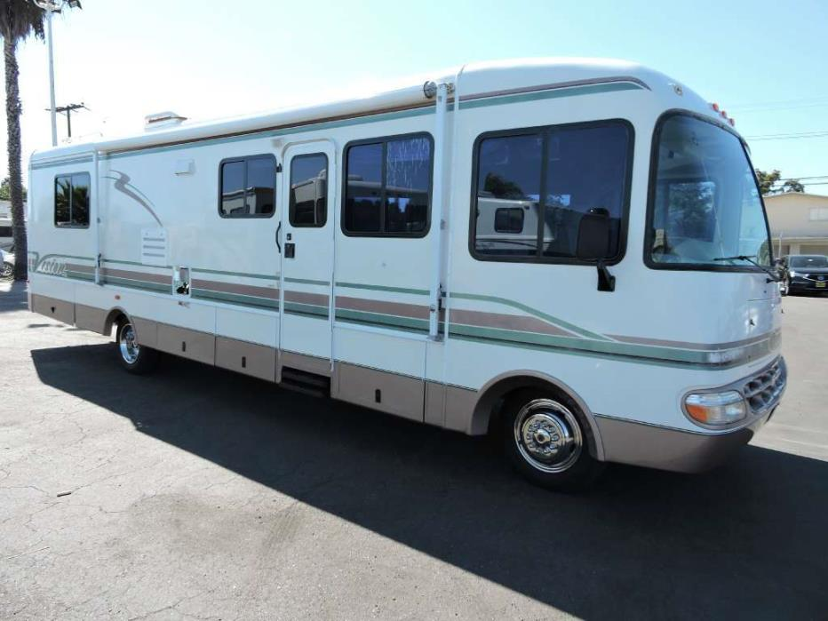 Rexhall Vision 32 RVs for sale