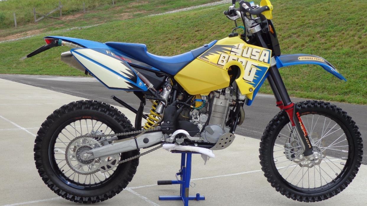 husaberg fe 650 motorcycles for sale rh smartcycleguide com Repair Manuals User Manual PDF