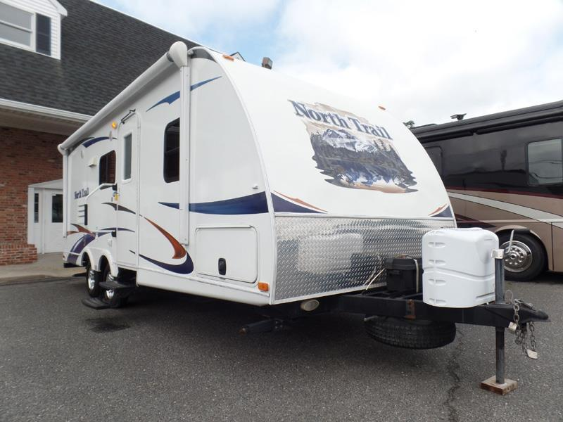 2011 Heartland Rv North Trail NT 21FBS