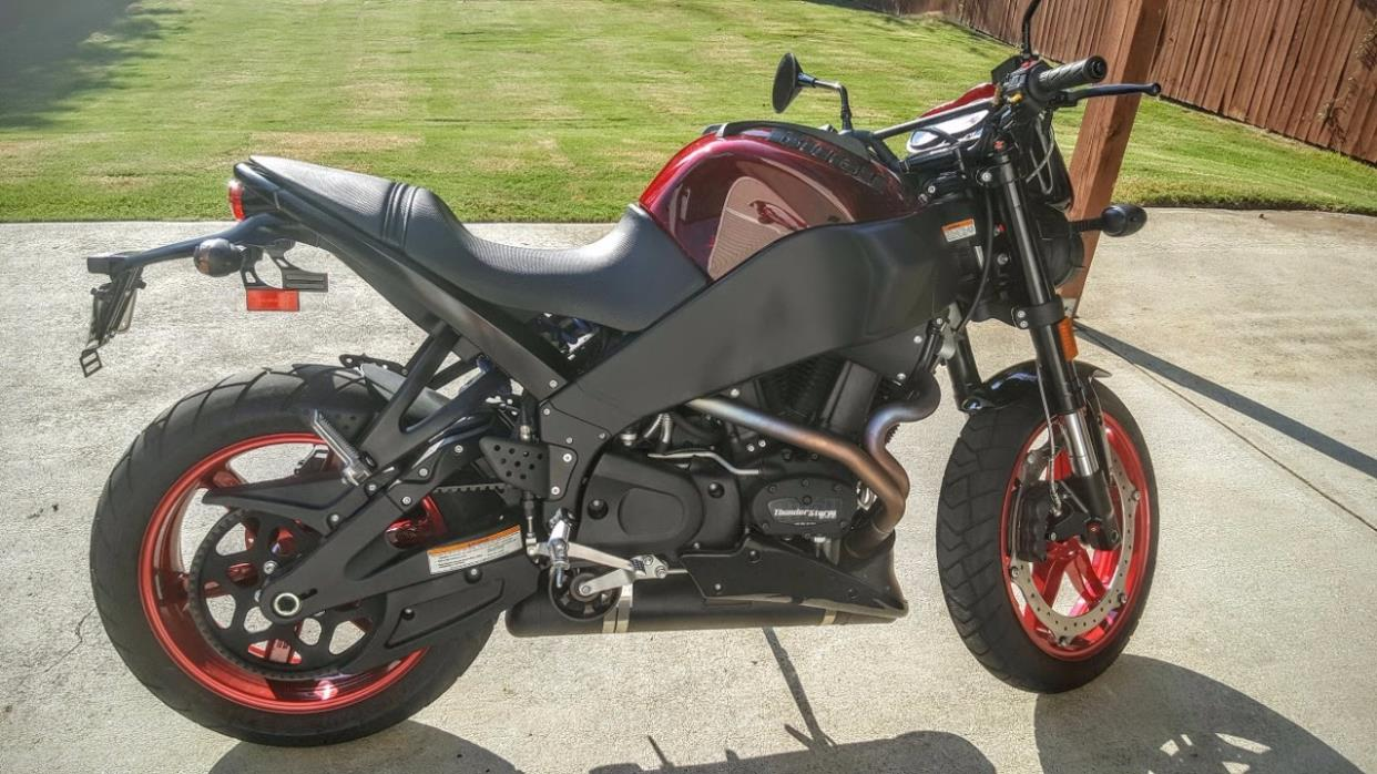 Buell Mono Shock Motorcycles for sale on