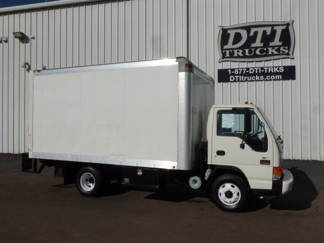 2005 Gmc W4000 Box Truck - Straight Truck