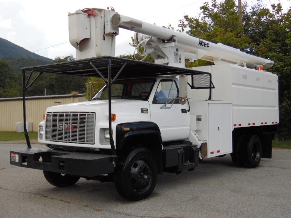 Bucket Truck for sale in Virginia
