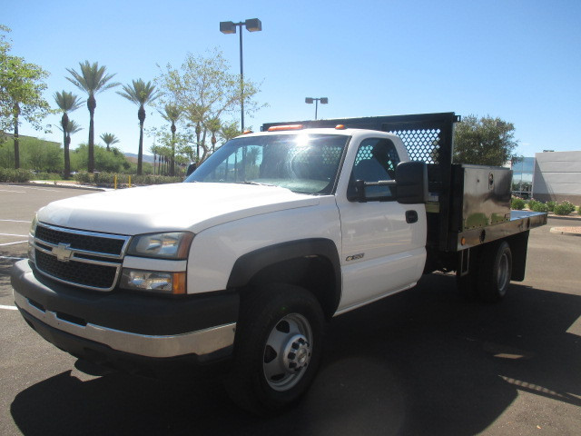 2007 Chevrolet C3500  Flatbed Truck