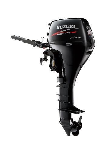 2016 Suzuki OUTBOARD 15AEL