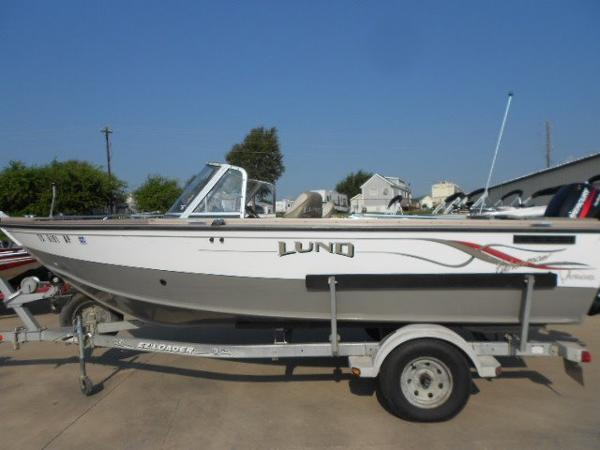 Lund 1800 Fisherman Boats for sale