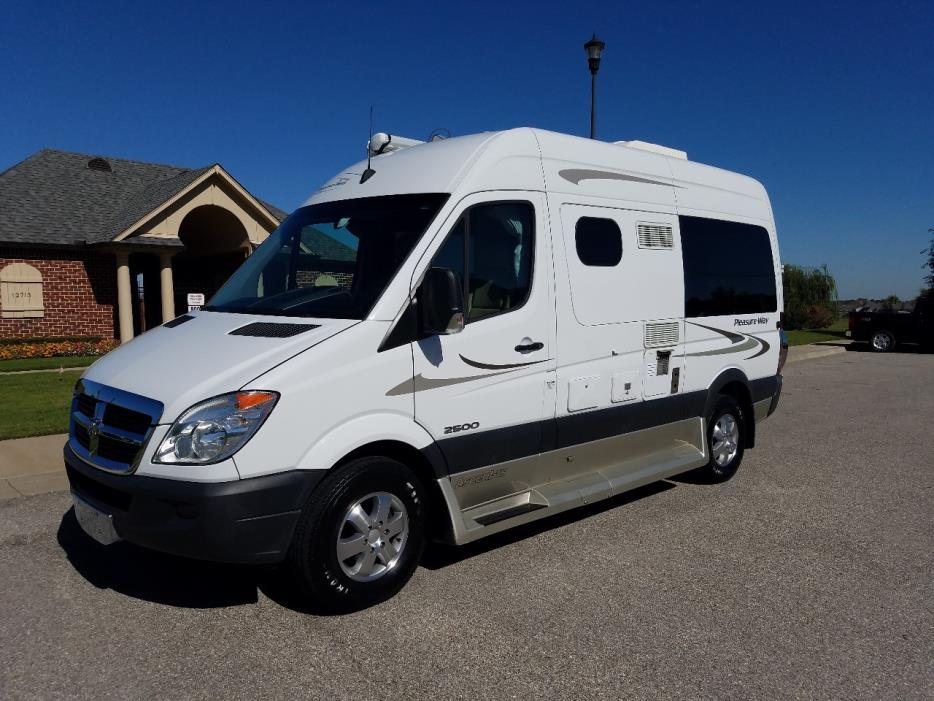 2008 Pleasure Way ASCENT TS