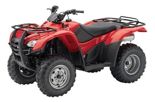 2013 Honda FOURTRAX RANCHER ES