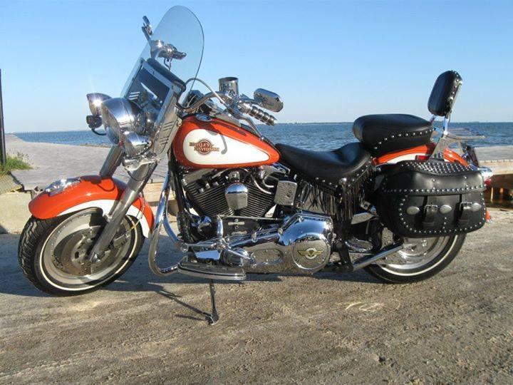 Harley Davidson  Anniversary Fatboy Cruise Control