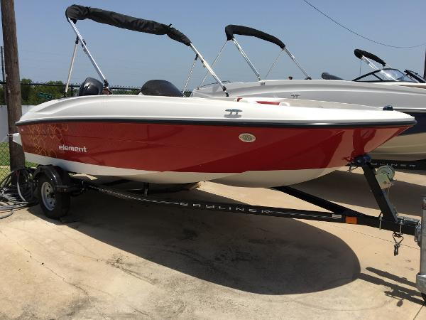 2016 Bayliner 160 Element