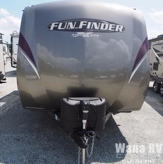 2017 Cruiser Rv Corp FUN FINDER XTREME LITE 27DB