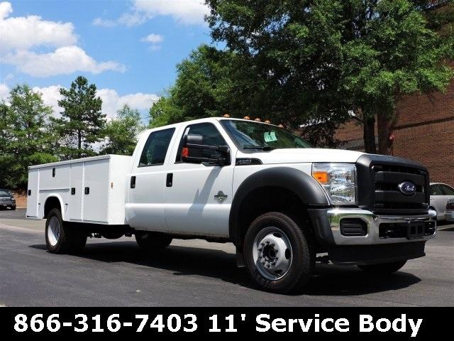2016 Ford F-550sd  Mechanics Truck