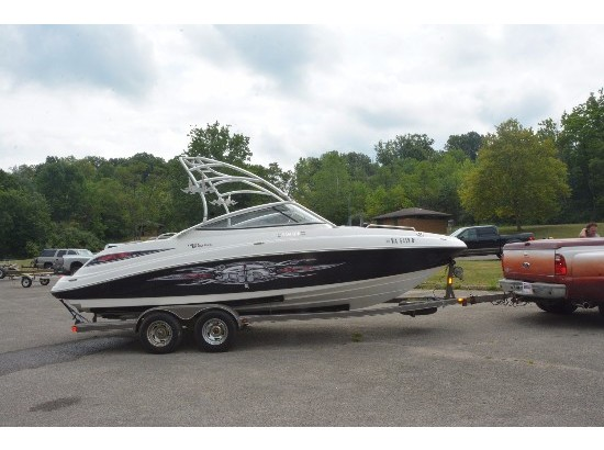 Boats for sale in loveland ohio for Yamaha ar230 boat cover