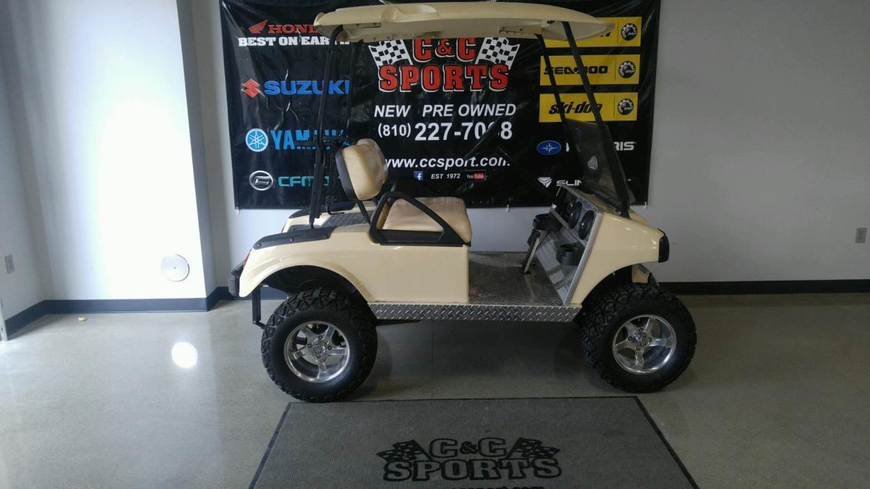 2003 Club Car DS Gasoline Golf Car