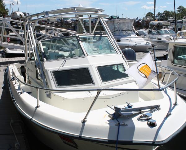 1979 Grady-White Offshore 240