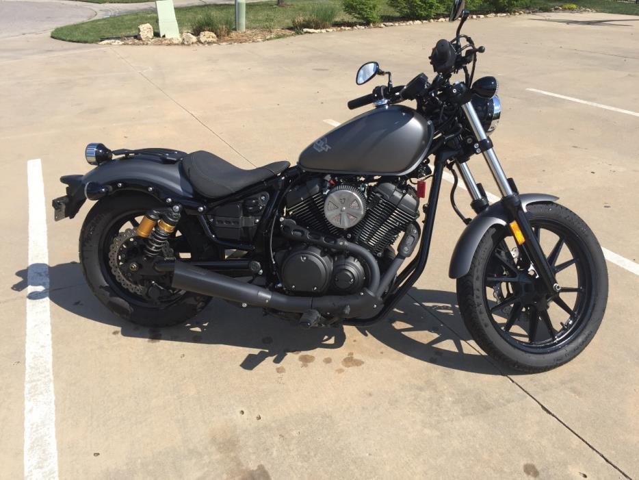 yamaha bolt r spec motorcycles for sale in wichita kansas. Black Bedroom Furniture Sets. Home Design Ideas