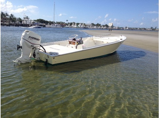 1964 Willy Roberts 18 Skiff