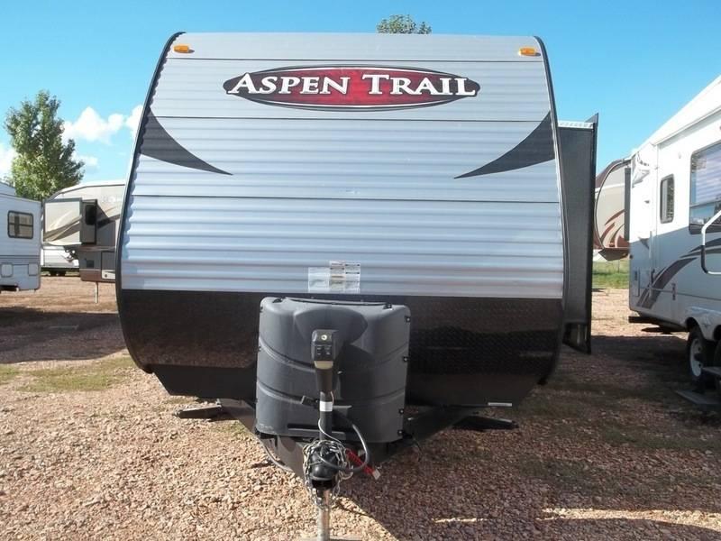 2014 Dutchmen Aspen Trail 2810BHS